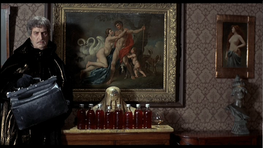 Phibes does not approve of your art